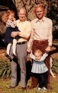 Grandpa Mike and family